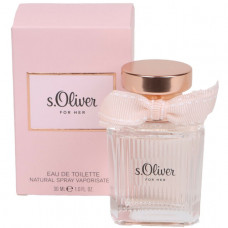 For Her Eau de Toilette, 40ml